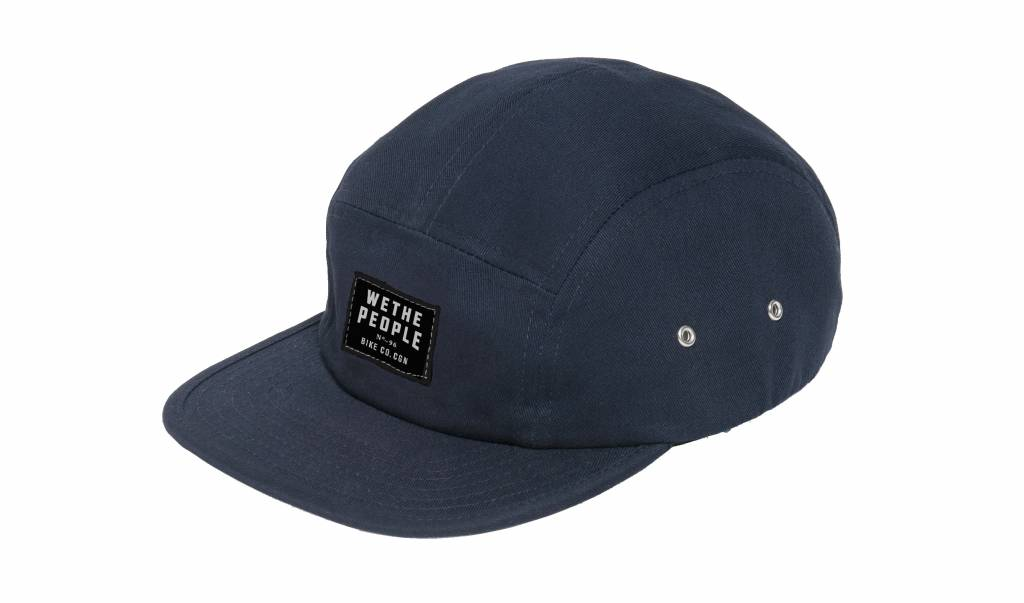 WETHEPEOPLE Patch 5 Panel Hat