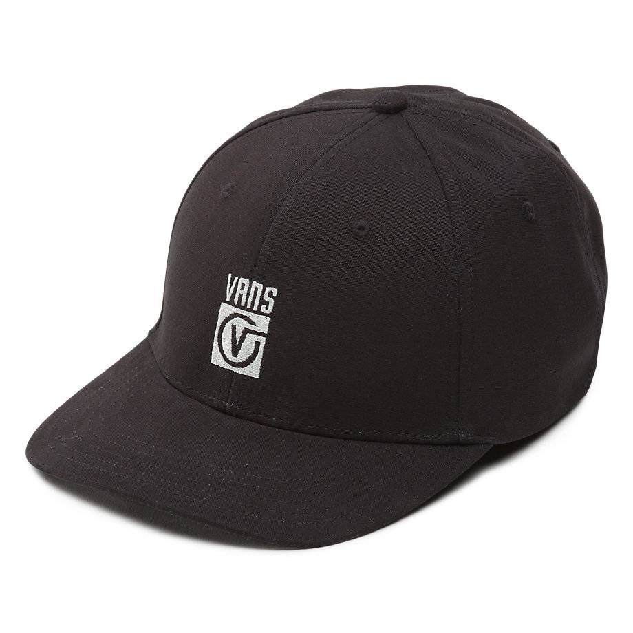 Vans Worldwide Curved Bill Jockey Hat