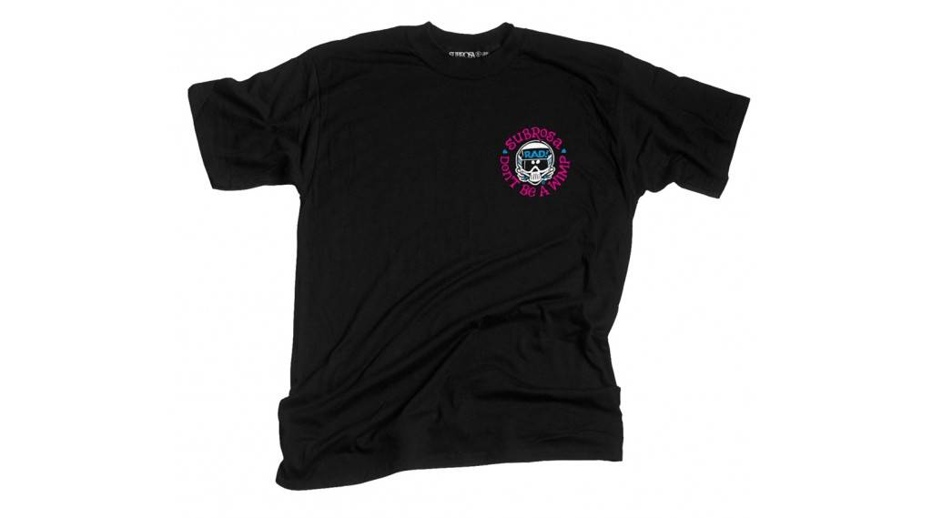 Subrosa X Radical Rick No Wimps Tee