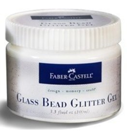 Faber Castell Glass Bead Glitter Gel