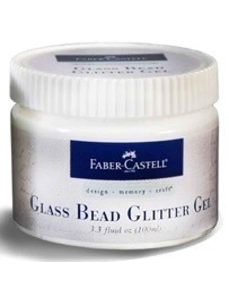 Faber Castell Glass Bead Glitter Gel