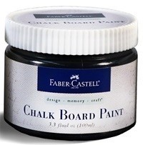 Faber Castell Chalk Board Paint