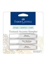 Faber Castell Textural Accents Sampler