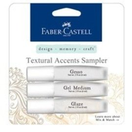 Faber Castell Textural Accents Sampler