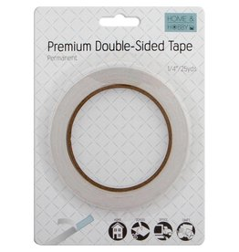 Scrapbook Adhesives by 3L Premium Double Sided Tape 1/4""