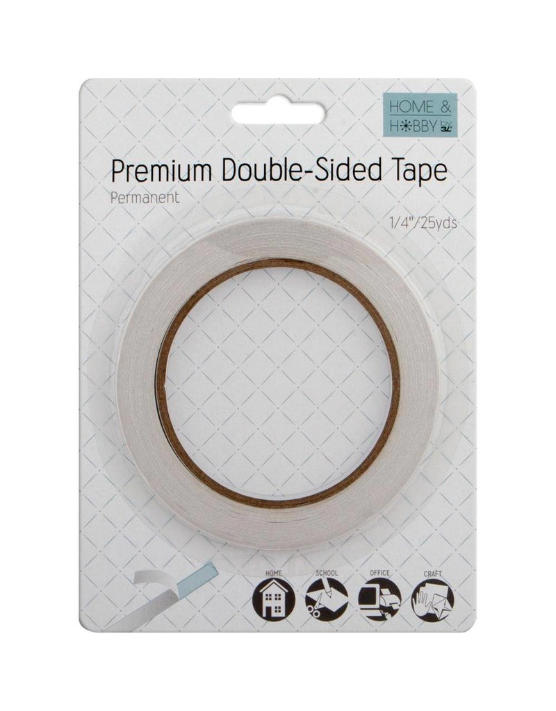 """Scrapbook Adhesives by 3L Premium Double Sided Tape 1/4"""""""