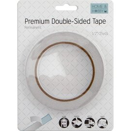 Scrapbook Adhesives by 3L Premium Double Sided Tape 1/2""