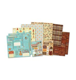 Karen Foster Classic Grandparents Page Kit