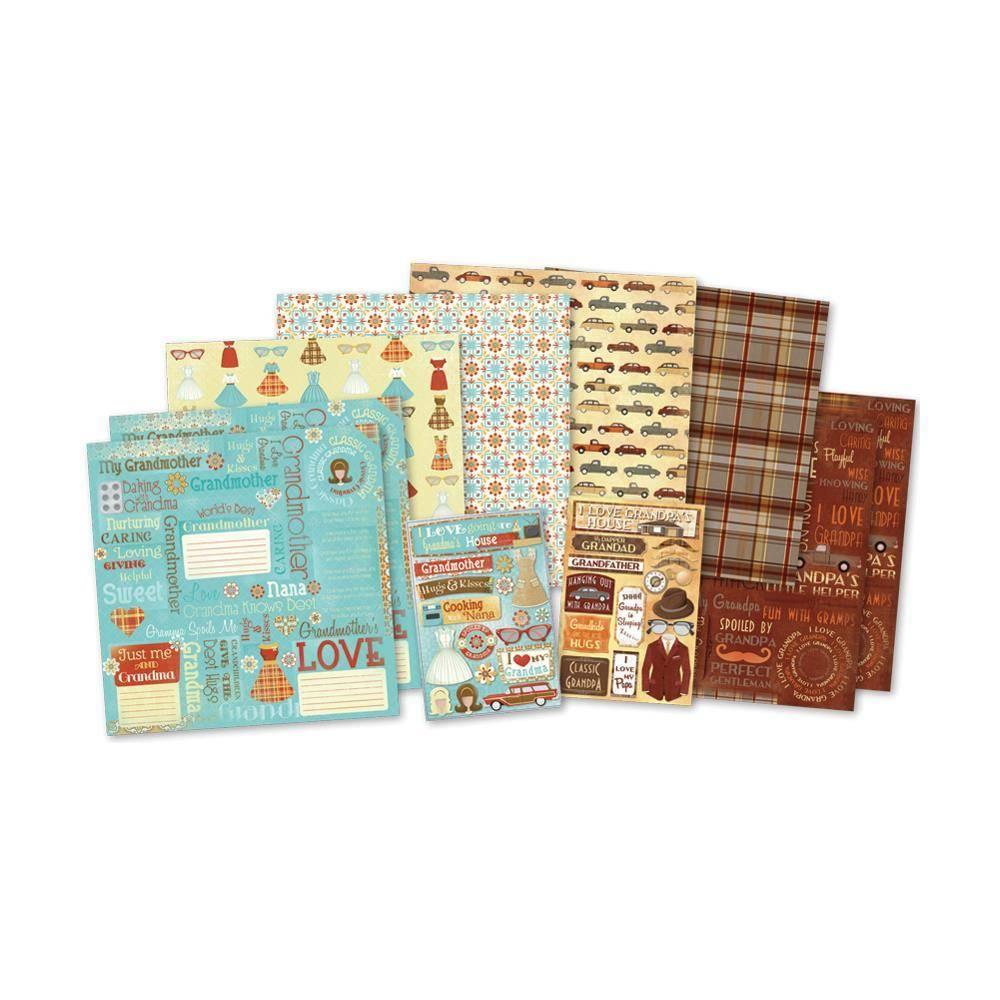 Karen Foster Classic Grandparents Kit