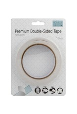 Scrapbook Adhesives by 3L Premium Double Sided Tape 1""