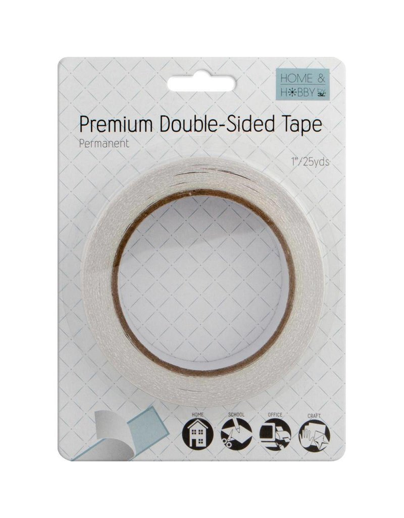 """Scrapbook Adhesives by 3L Premium Double Sided Tape 1"""""""