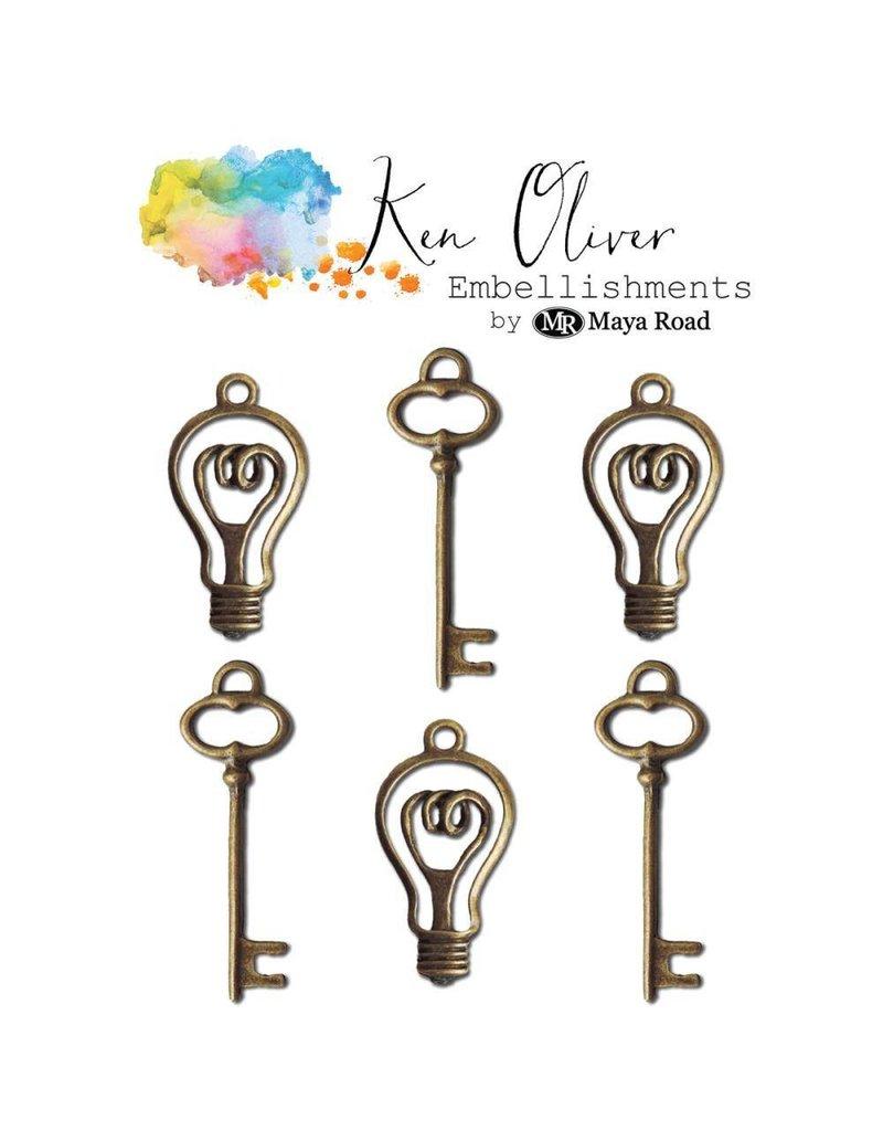 Ken Oliver/Contact USA Vintage Bulbs and Keys