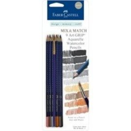 Faber Castell Aquarelle Watercolor Pencils