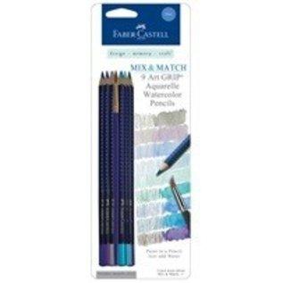 Faber Castell Aquarelle Watercolor Pencils