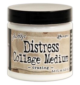 Distress Collage Mediums