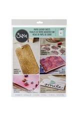 Sizzix/Ellison Paper Leather Sheets