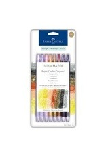Faber Castell Paper Crafter Crayons