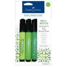 Faber Castell Stamper's Big Brush Pens