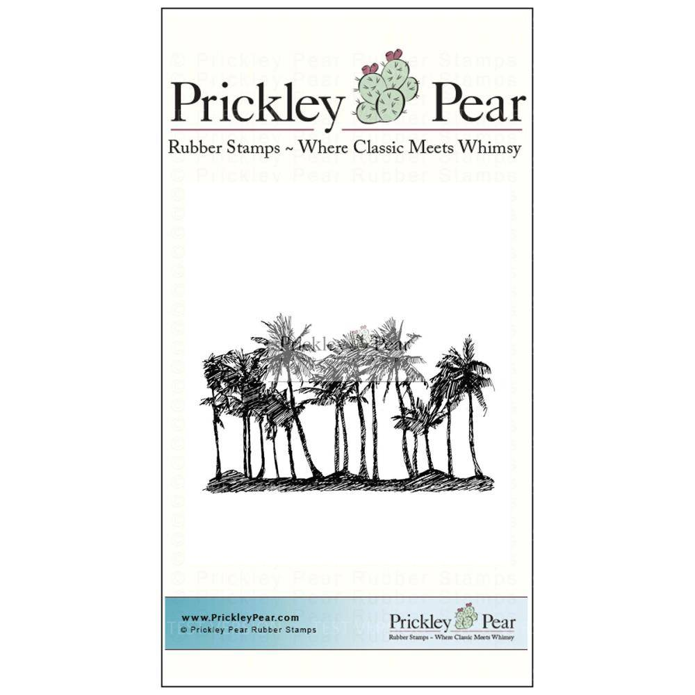 Prickley Pear Palm Trees
