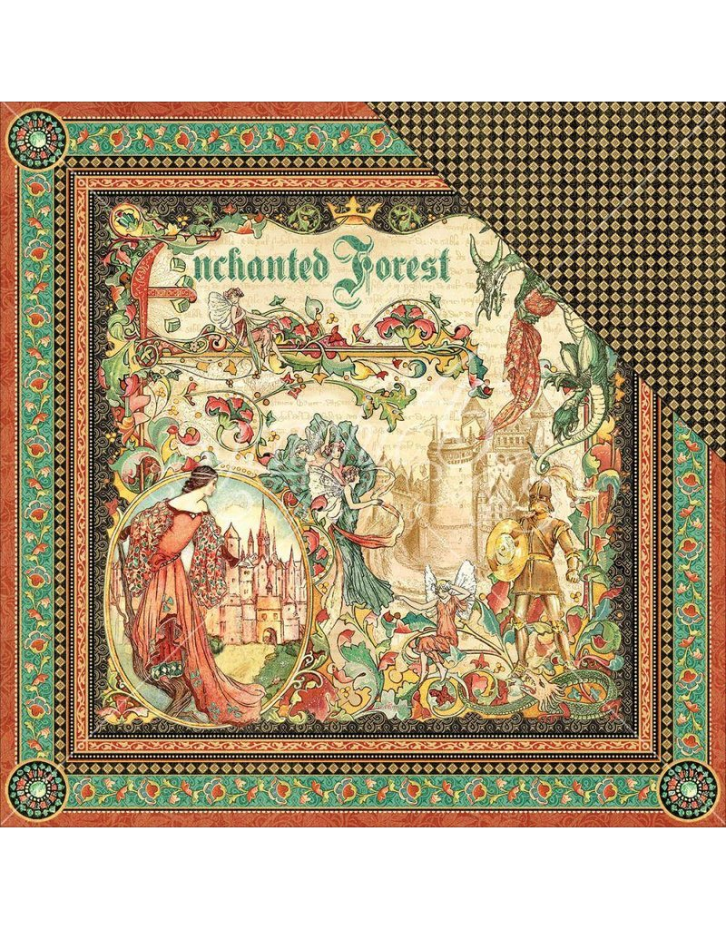Graphic 45 Enchanted Forest Collection