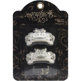 Graphic 45 Shabby Chic Door Pull