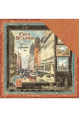 Graphic 45 Cityscapes Collection