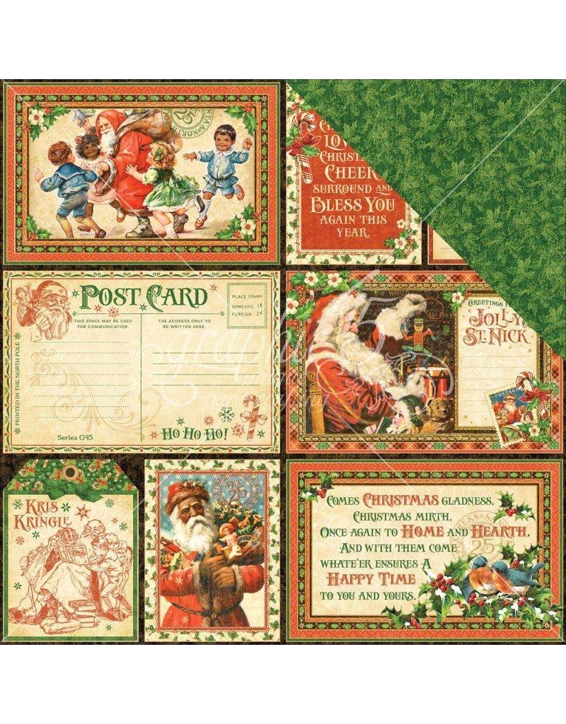 Graphic 45 St. Nicholas Collection