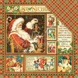 Graphic 45 St. Nicholas Collection