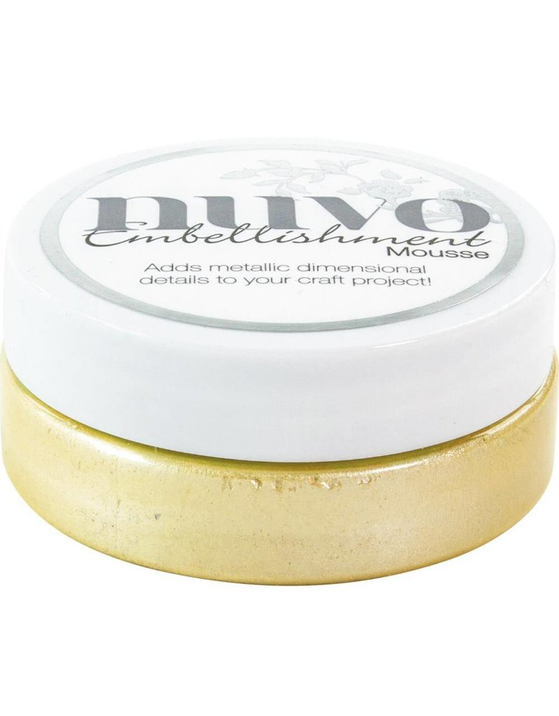 Nuvo Embellishment Mousse