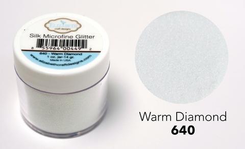 Elizabeth Craft Designs Microfine Glitter 1 oz jar