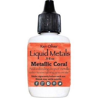 Ken Oliver/Contact USA Color Burst Metallic Watercolors