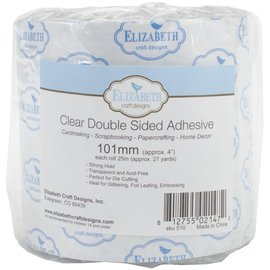 Elizabeth Craft Designs Clear Double-Sided Adhesive