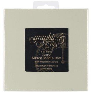 Graphic 45 Mixed Media Box