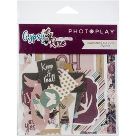 Photo Play Paper Gypsy Rose Die Cuts