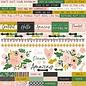 Kaisercraft Fleur Sticker Sheet