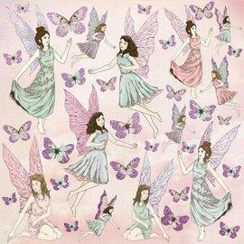 Kaisercraft Fairy Garden Flutterby