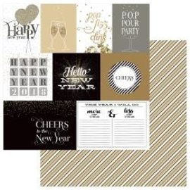 Photo Play Paper Happy New Year Collection