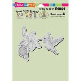 Stampendous/Dreamweaver Cling Iris Climber