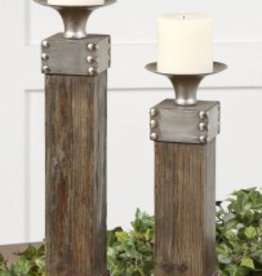 Lican Set of 2 Candles holders