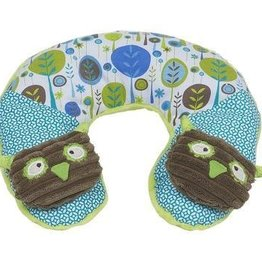 Bennet the Owl Travel Pillow