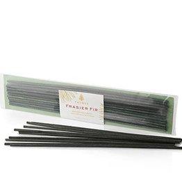Frasier Fir Unscented Reed Refill  Green