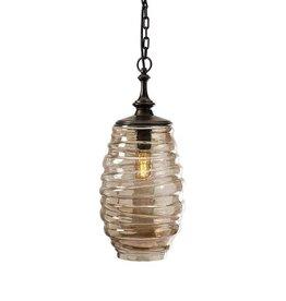 Riva Glass Pendant Light