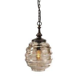 Percy Glass Pendant Light
