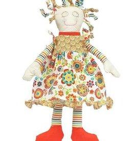 Jenna Dressed Crazy Doll
