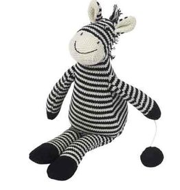 Zoe the Zebra Musical Toy