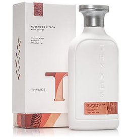 Rosewood Citron Body Lotion
