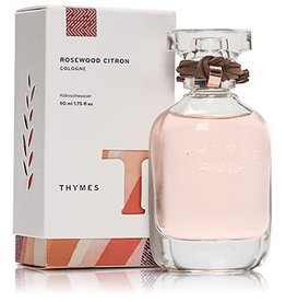 Rosewood Citron Cologne