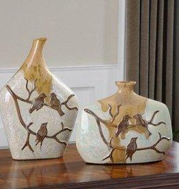 Pajaro Vases- Set of 2
