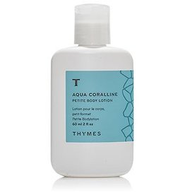 Aqua Coralline 2oz. Body Lotion - Travel Size