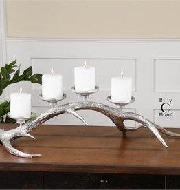 Antler Candleholder